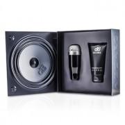 Decibel Coffret: Eau De Toilette Spray 100ml/3.4oz + Hair & Body Shampoo 150ml/5oz 2pcs Decibel Комплект: Тоалетна Вода Спрей 100мл + Шампоан за Коса и Тяло 150мл