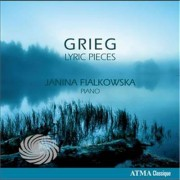 Video Delta Grieg / Fialkowska,Janina - Lyric Pieces - CD