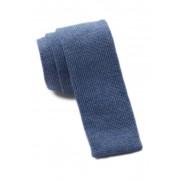 Original Penguin Eaves Solid Knit Tie BLUE
