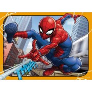 Puzzle Ravensburger - Spiderman, 12/16/20/24 piese (06915)