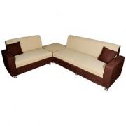 Gioteak Dutch corner 6 seater sofa ( 3+2+C)