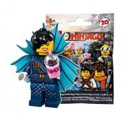 Lego (LEGO) Mini Figure Lego Ninja Go The Movie Shark Army General 1 ?71019-11?