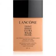 Lancôme Teint Idole Ultra Wear Nude maquillaje ligero matificante tono 03 Beige Diaphane 40 ml