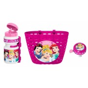 Disney accessoiresset Princess roze/wit 3 delig