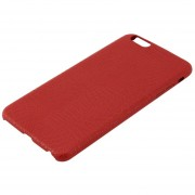 ER Funda Ultra Slim De Cuero PU Suave Para IPhone 6Plus/6sPlus-red