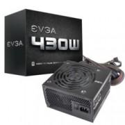 Захранване EVGA, 430W, Active PFC, 80 plus, 120mm вентилатор