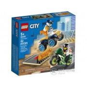 LEGO® City Turbo Wheels 60255 Kaskaderski tim