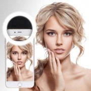 Selfie Ring Light 36 LED Flash/Best Prop/Accessories/Portable for Mobile Smart Phones Laptop Camera Photography Video