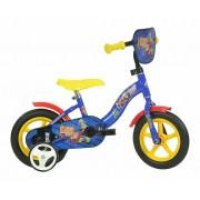 Bicicleta copii 10'' - POMPIERUL SAM