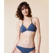 ETAM Bikinitopje triangel, verwijderbare vulling - 42 - GROEN - Etam