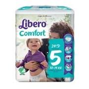 Fraldas comfort 10-16kg, 24 unidades - Libero