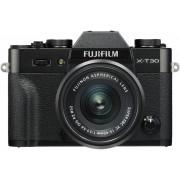 Fujifilm X -T30 + XC 15-45mm MILC Body 26,1 MP CMOS 6240 x 4160 Pixels Zwart