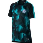 Chelsea Trainingsshirt Dry Squad - Zwart/Blauw Kinderen