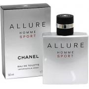 Coco Chanel Allure Homme Sport férfi parfüm 100ml EDT