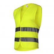 VESTA REFLECTORIZANTA TIP PLASA / VERDE - S