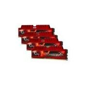 Kit de Memoria RipjawsX 4X8Gb 240P D3 1600 12800, G.SKILL, F3-12800CL10Q-32GBXL, 32 GB