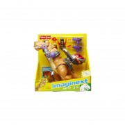 Dinosaurio Fisher Price IMAGINEXT MEGA T-REX