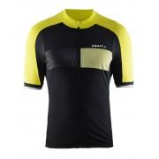 Craft Verve Glow Jersey, Svart/Neon - : Large