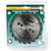 Disc Fierastrau Circular 160 x 20 mm / 20 Dinti - MANNESMANN - M13327