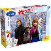 Детски Пъзел Frozen, 49301, Lisciani, 8008324049301