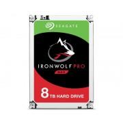Seagate IronWolf Pro ST8000NE0004 disco duro interno Unidad de disco duro 8000 GB Serial ATA III