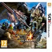 Monster Hunter 4 Ultimate, за Nintendo 3DS
