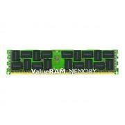 Kingston ValueRAM - DDR3L - 16 Go - DIMM 240 broches - 1333 MHz / PC3-10600 - CL9 - 1.35 V - mémoire enregistré - ECC