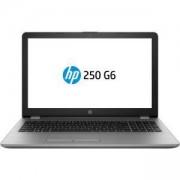 Лаптоп HP 250 G6, Intel Core i5-7200U, Intel HD Graphics 620, 15.6 FHD (1920 х 1080), 256 GB M.2 SSD, Internal DVD, 4QW57ES