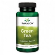 Swanson Zöld tea kivonat - 100db kapszula