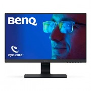 BenQ GW2480 Eye Care 24 inch IPS 1080p Monitor | Optimized for Home & Office with Adaptive Brightness Technology