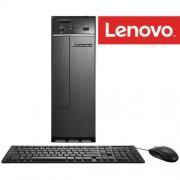 Desktop, Lenovo IdeaCentre H30-00 MicroTWR /Intel J1800 (2.58G)/ 4GB RAM/ 500GB HDD/ DOS (90C2006JBG)