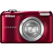 Nikon Aparat COOLPIX L27 Czerwony