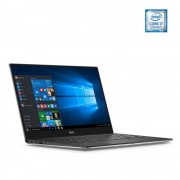 "Dell laptop dell xps intel core i7 ram 8gb ssd 256gb w10 13.3"" - plata"