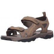 Northside Men s Riverside II Open-Toe Sandal Medium Brown 13 D(M) US