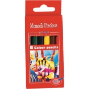 Creioane colorate 6 buc/set