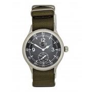 メンズ TECHNÉ 腕時計 ミリタリーグリーン