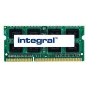 Memorie Laptop Integral SODIMM, DDR3, 1x8GB, 1333 MHz, CL9, 1.5V