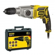 Stanley FME142K Fatmax Perceuse à Percussion 2 Vitesses 850W