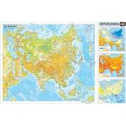 Harta Asia 120x160 cm