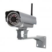 AVIDSEN Videocamera Infrarossi Wireless Ip55