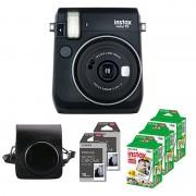 Fujifilm Instax Mini 70 Svart Startpaket
