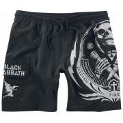 Black Sabbath EMP Signature Herren-Badeshort - Offizielles Merchandise M, L, XL, XXL, 3XL Herren