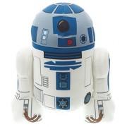 Star Wars Talking R2D2 Plush, White (9-inch)