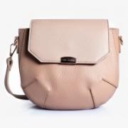 Lino Perros LWSL00297BEIGE Beige Sling Bag