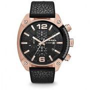 Diesel Chronograph Black Dial Mens Watch - DZ4297