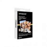 Polaroid Premium ZINK Paper M230 - Papier photo autocollant - 50.8 x 76.2 mm 20 feuille(s) - pour Polaroid Snap Instant, Z2300 Instant, ZIP Mobile Printer