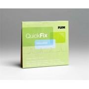 Sebtapasz utántöltő Quick Fix, 45 darabos, kék, fémszálas, PLUM (ME7073)