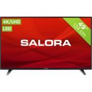Salora 49UHS3500 Tvs - Zwart