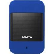 ADATA AHD700 1 TB External Hard Disk Drive(Blue, Black)