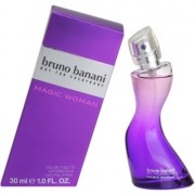 Bruno Banani Magic Woman Eau de Toilette para mulheres 30 ml